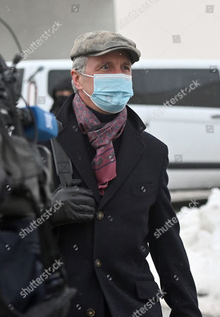 Stock Picture of Rupert Stadler leaves court on foot - Criminal proceedings due to Volkswagen diesel scandal - Courtroom of Stadelheim Prison