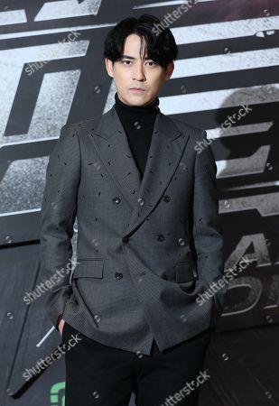 Stock Image of Vic Chou