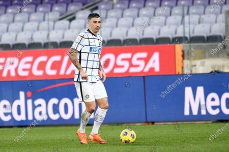 Aleksandar Kolarov of FC Internazionale in action