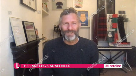 Stock Picture of Adam Hills