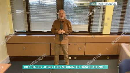Stock Picture of Bill Bailey