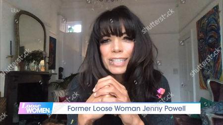 Stock Photo of Jenny Powell