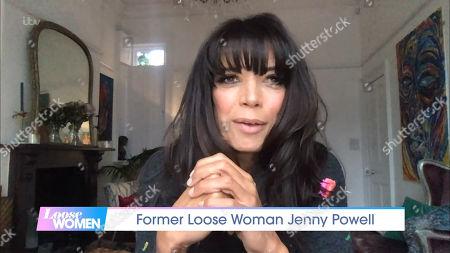 Stock Image of Jenny Powell