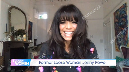 Editorial image of 'Loose Women' TV Show, London, UK - 14 Jan 2021
