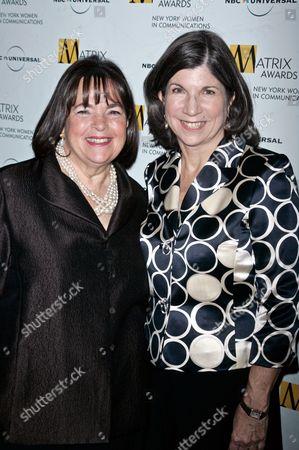 Ina Garten and Anna Quindlen