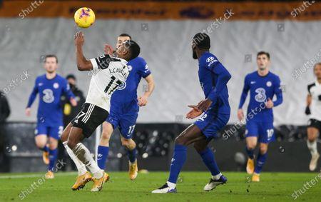 Editorial picture of Fulham v Chelsea, Premier League, Football, Craven Cottage, London, UK - 16 Jan 2021