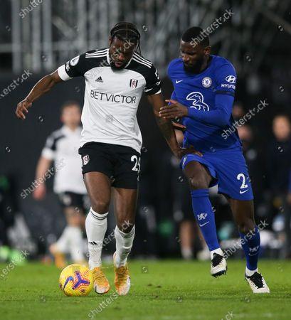 Editorial image of Fulham v Chelsea, Premier League, Football, Craven Cottage, London, UK - 16 Jan 2021