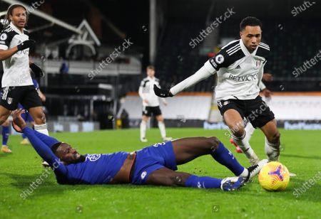 Editorial photo of Fulham v Chelsea, Premier League, Football, Craven Cottage, London, UK - 16 Jan 2021