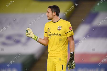 Goal Keeper Alex McCarthy of Southampton.