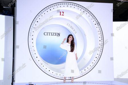 Stock Photo of Hebe Tien