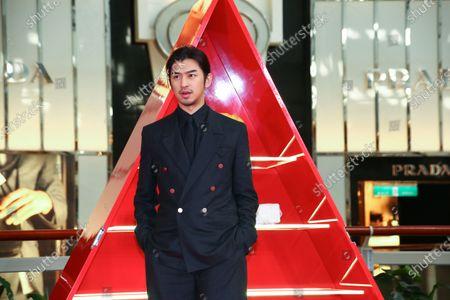 Stock Image of Chen Bolin