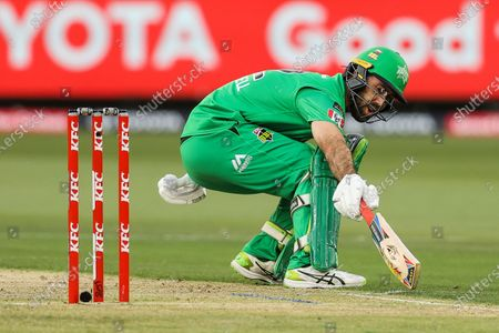 Glenn Maxwell of the Melbourne Stars runs between the wickets during the Melbourne Stars vs Adelaide Strikers T20 Big Bash league match at Melbourne Cricket Ground, Melbourne