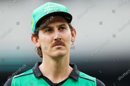Nic Maddinson of the Melbourne Stars is seen during the Melbourne Stars vs Adelaide Strikers T20 Big Bash league match at Melbourne Cricket Ground, Melbourne