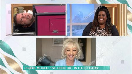 Editorial image of 'This Morning' TV Show, London, UK - 15 Jan 2021