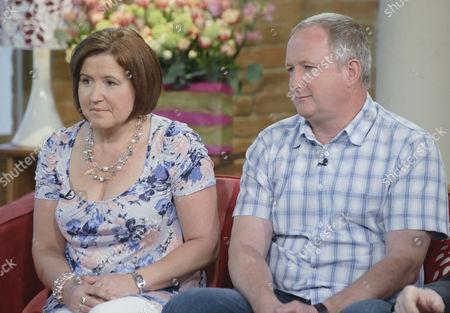 Stock Photo of Karen Rose and husband Mike