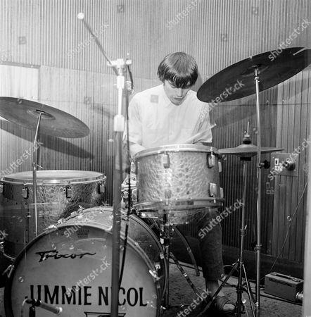 Stock Photo of Jimmy Nicol