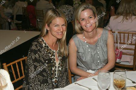 Crystal Lourd and Stephanie Murray