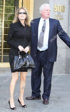 Editorial photo of Cameron Douglas Sentenced to Five Years, Federal Court, New York, America - 20 Apr 2010