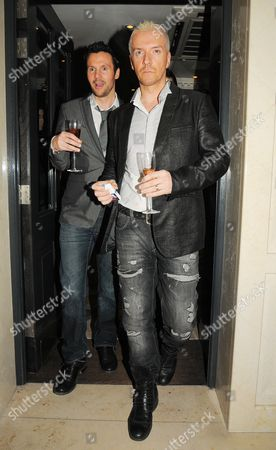 Editorial photo of Lisa Byrne's 40th birthday party, London, Britain - 20 Apr 2010