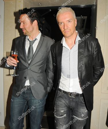 Editorial picture of Lisa Byrne's 40th birthday party, London, Britain - 20 Apr 2010