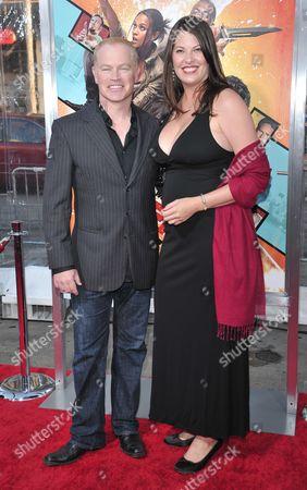 Neal McDonough and Ruve Robertson