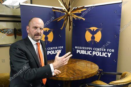 Editorial image of Brexit Leader Mississippi, Jackson, United States - 06 Jan 2021
