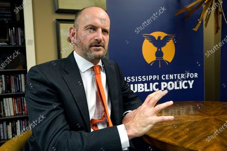 Douglas Carswell, a former member of Parliament in Britain for 12 years, and new President and CEO of The Mississippi Center for Public Policy, speaks of his duties at the free-market, conservative think tank based in Jackson, Miss