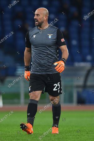 Stock Photo of Pepe Reina of Lazio
