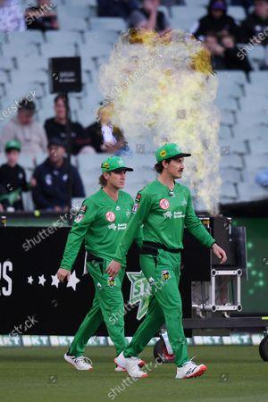 Editorial image of Melbourne Stars v Melbourne Renegades Big Bash Cricket match, Australia - 17 Jan 2021