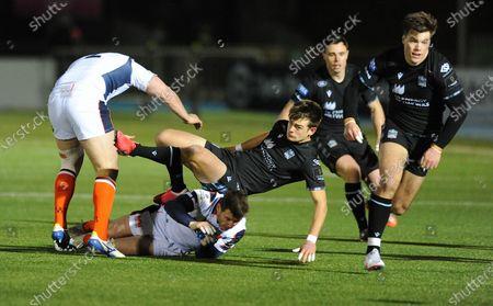 Editorial picture of Glasgow Warriors v Edinburgh Rugby, Pro 14, Rugby, Scotstoun Stadium, Glasgow, Scotland, UK - 16 Jan 2021