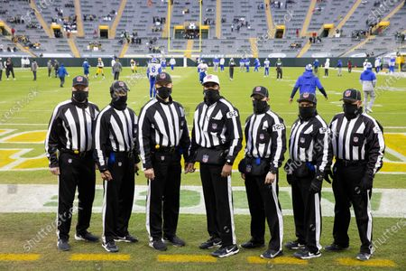 Editorial picture of Rams Packers Football, Green Bay, United States - 16 Jan 2021