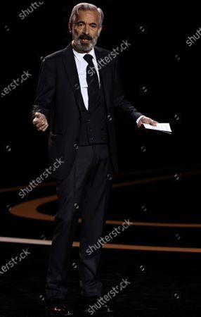 Editorial photo of Forque Award Ceremony in Madrid, Spain - 16 Jan 2021