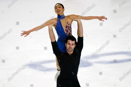 Editorial picture of US Championships Figure Skating, Las Vegas, United States - 16 Jan 2021