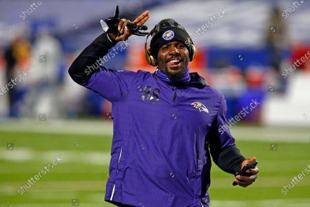 Editorial image of Ravens Bills Football, Orchard Park, United States - 16 Jan 2021