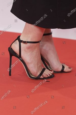 Editorial photo of 26th Jose Maria Forque Awards, Arrivals, Madrid, Spain - 16 Jan 2021