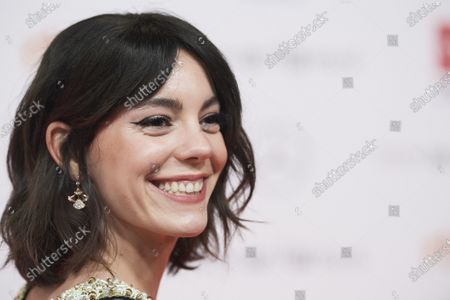 Editorial image of 26th Jose Maria Forque Awards, Arrivals, Madrid, Spain - 16 Jan 2021