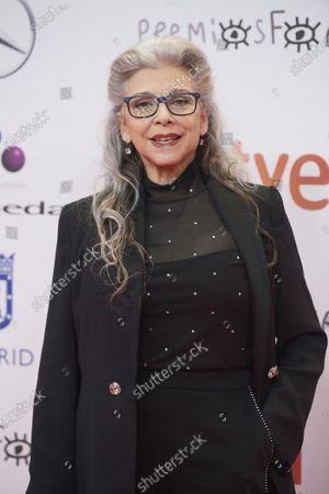 Editorial image of 26th Jose Maria Forque Awards, Arrivals, Madrid, Spain - 16 Jan 2021
