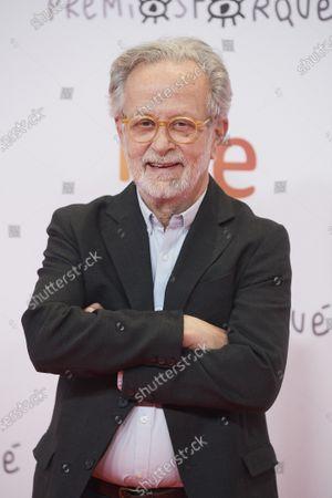 Editorial photo of 26th Jose Maria Forque Awards, Arrivals, Madrid, Spain - 16 Jan 2021
