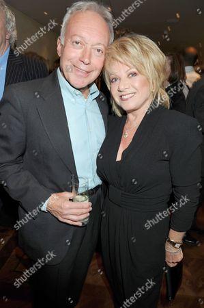 Nicholas Grace and Elaine Paige