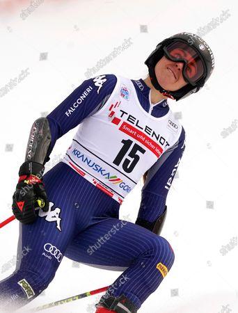 Editorial picture of Alpine Skiing World Cup, Kranjska Gora, Slovenia - 17 Jan 2021
