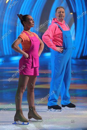 Rufus Hound and Robin Johnstone