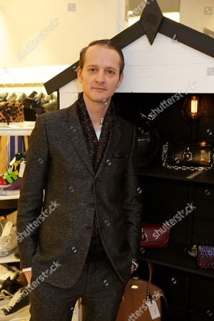 Editorial picture of The Harvey Nichols Autumn/Winter 2010 press preview day, London, Britain - 21 Apr 2010