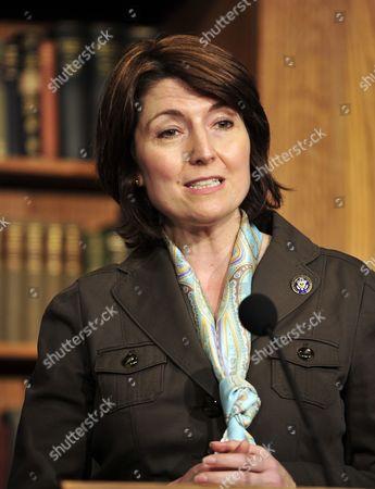 Stock Image of United States Representative Cathy McMorris-Rogers (Republican of Washington)