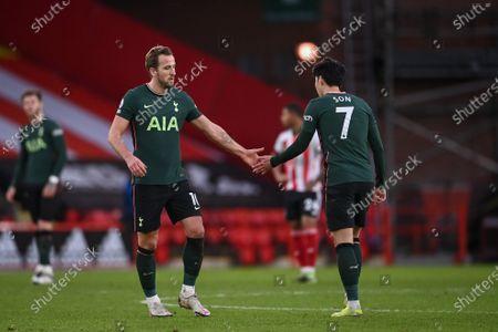 Editorial image of Sheffield United vs Tottenham Hotspur, United Kingdom - 17 Jan 2021