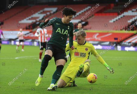Editorial picture of Soccer Premier League, Sheffield, United Kingdom - 17 Jan 2021