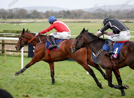 Editorial picture of Punchestown Racing, Punchestown Racecourse, Naas, Co. Kildare - 17 Jan 2021