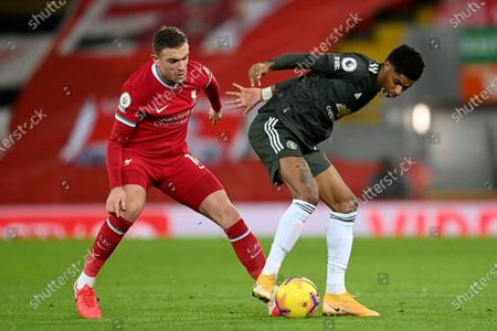 Editorial picture of Soccer Premier League, Liverpool, United Kingdom - 17 Jan 2021