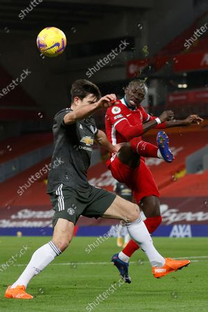 Editorial image of Soccer Premier League, Liverpool, United Kingdom - 17 Jan 2021