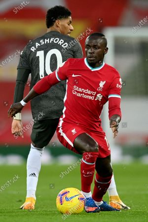 Editorial photo of Soccer Premier League, Liverpool, United Kingdom - 17 Jan 2021