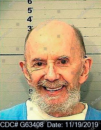 """Stock Image of This Nov. 19, 2019 booking photo provided by the California Department of Corrections shows Phil Spector. Spector, the eccentric and revolutionary music producer who transformed rock music with his """"Wall of Sound"""" method and who later was convicted of murder, died . He was 81"""